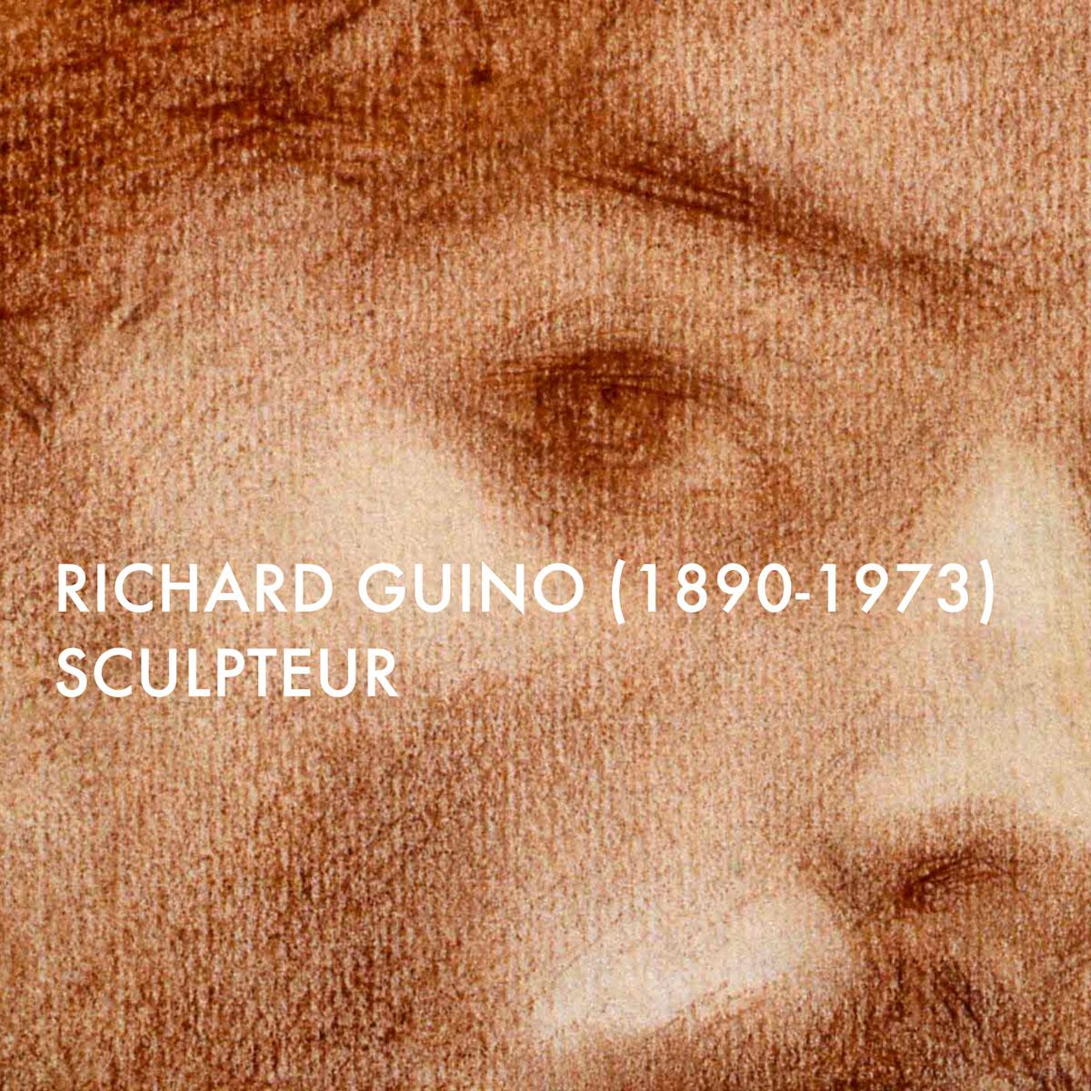 Visuel du site richard-guino.com