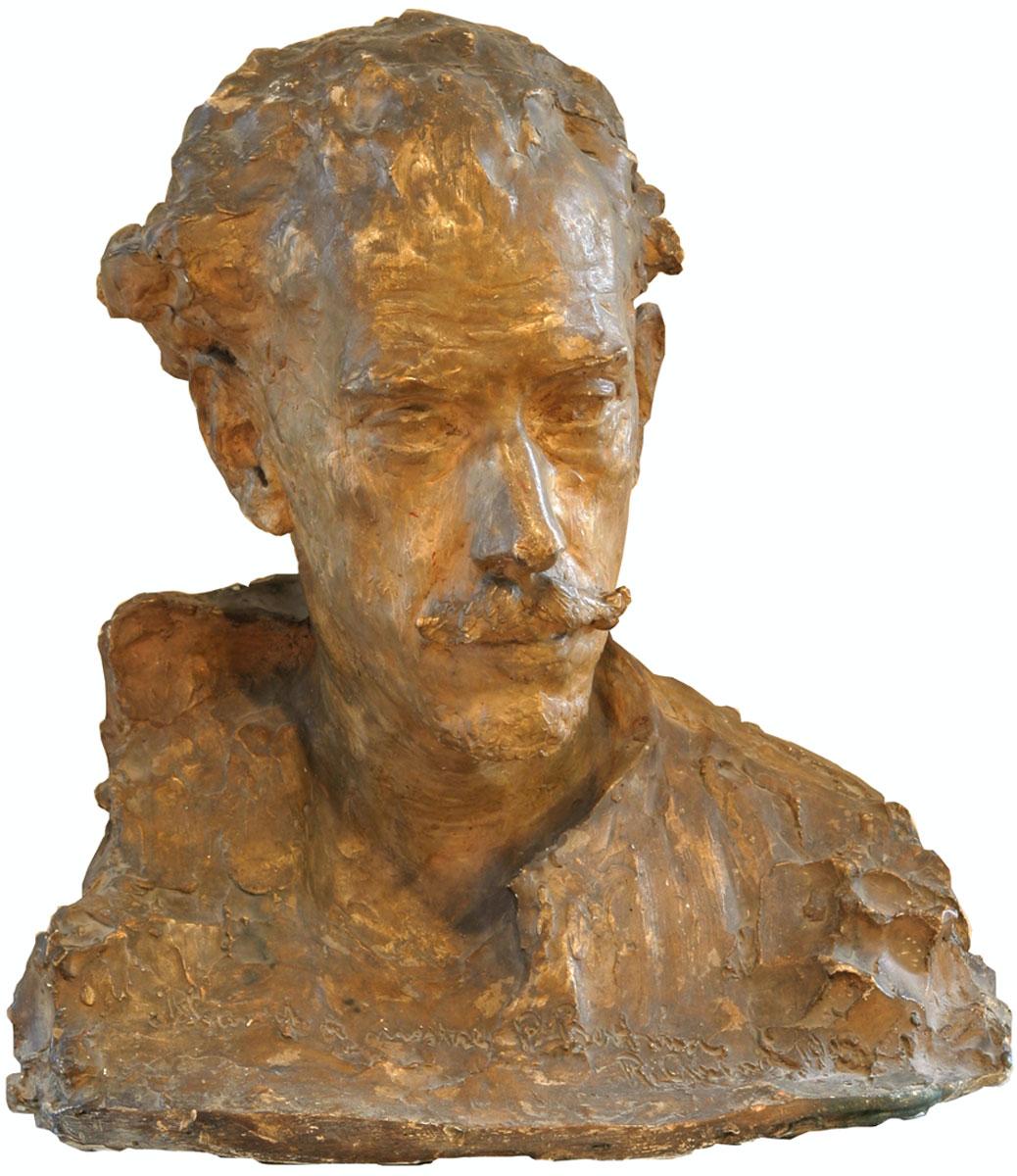 Bust de Prudenci Bertrana - Ricard Guino, c. 1910