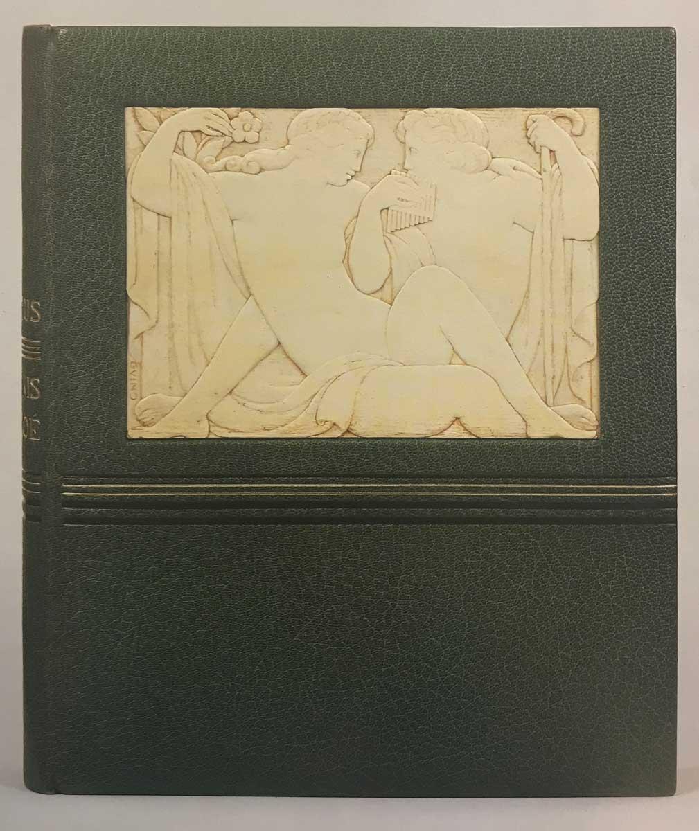 Daphnis et Chloé - Richard Guino, c. 1925
