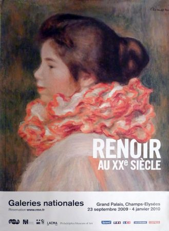 Renoir au XXe siècle - Paris, Galeries nationales du Grand Palais, 2009