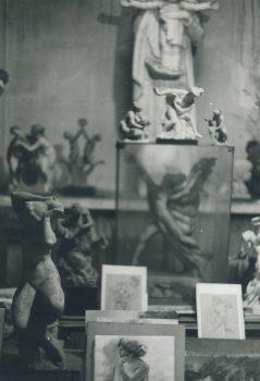 L'atelier de Guino à Antony en 1972