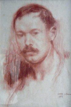 Gervais Bougourd par Richard Guino, 1913