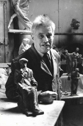 Richard Guino - Jean Marquis, 1967