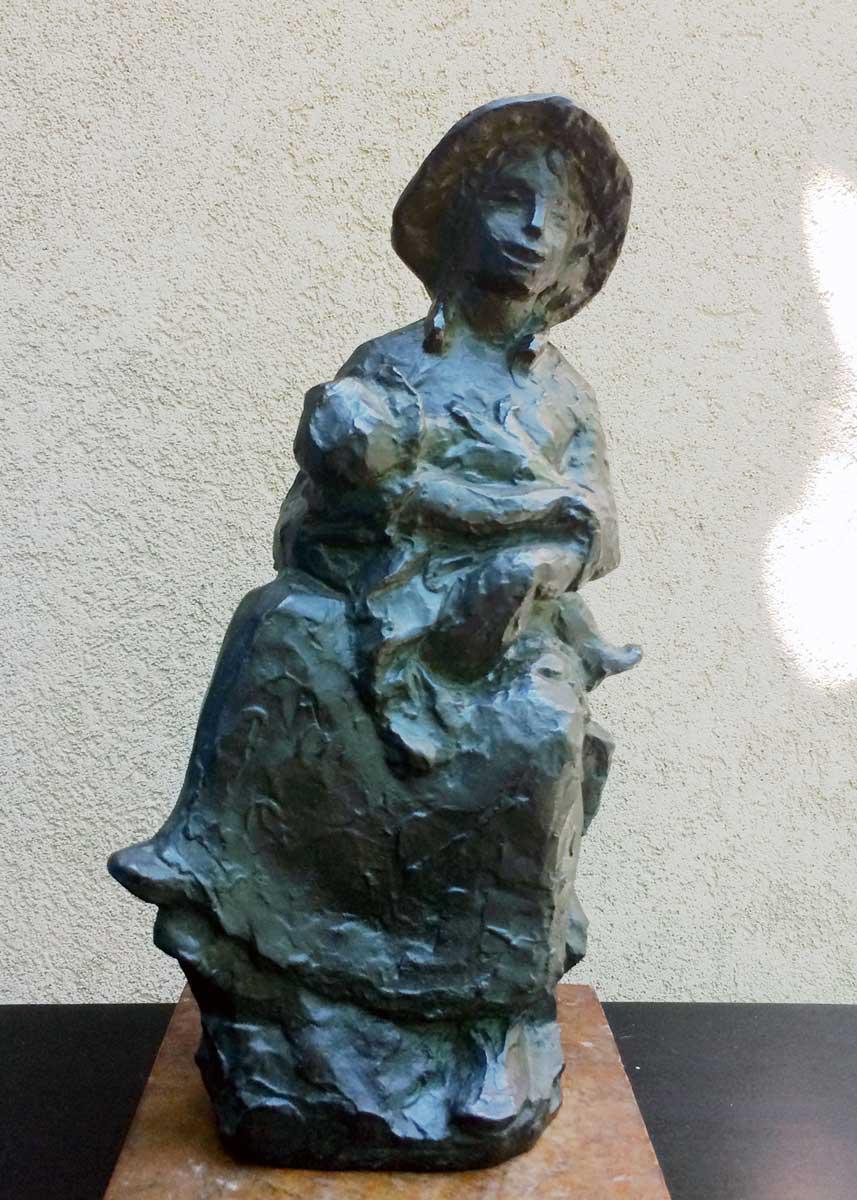 Étude de la Maternité - Renoir-Guino, c. 1916