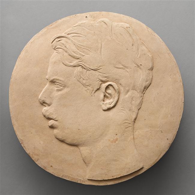 Portrait de Jean Renoir - Richard Guino, c. 1913-1917