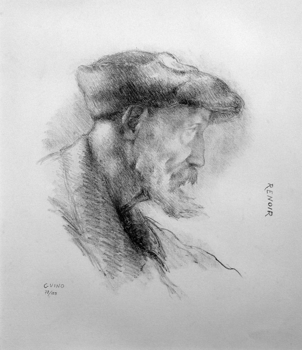 Renoir - Richard Guino, c. 1913
