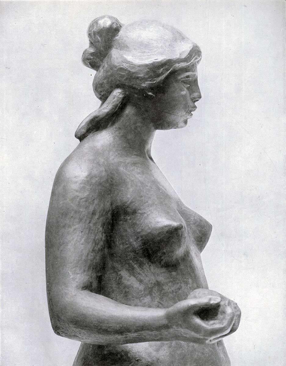 Vénus à la pomme, ou Petite Vénus - Renoir-Guino, 1913